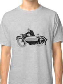 Vintage Bike  Classic T-Shirt
