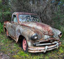 Old Banger by Richard  Cubitt