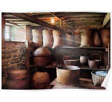 Chef - Storage - The grain cellar  Poster