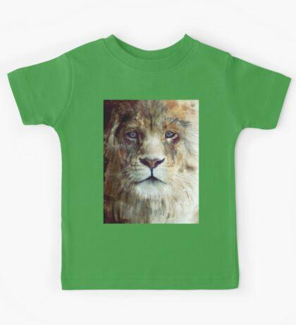 Lion // Majesty Kids Tee