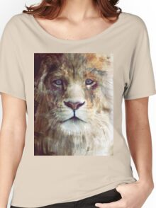 Lion // Majesty Women's Relaxed Fit T-Shirt