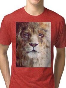 Lion // Majesty Tri-blend T-Shirt