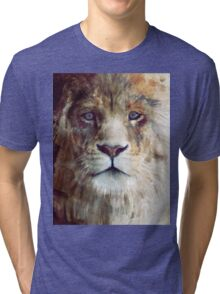 Lion // Majesty Tri-blend T-Shirt