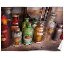 Chemistry - Chemists Rainbow  Poster