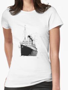 Vintage travel by sea T-Shirt