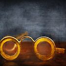 Doctor - Optometrist - It's all the rage  by Mike  Savad