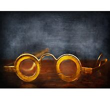 Doctor - Optometrist - It's all the rage  Photographic Print