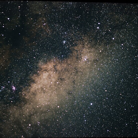 The Milky Way by Greg Clifford
