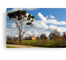 Australian Heritage Canvas Print