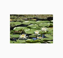 Lotus (aka Asian Water Lilly) Unisex T-Shirt