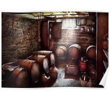 Hobby - Wine - The Wine Cellar  Poster