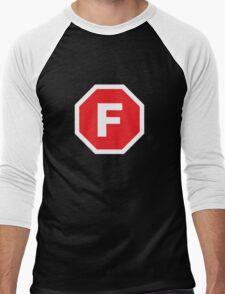 F-Stop Men's Baseball ¾ T-Shirt