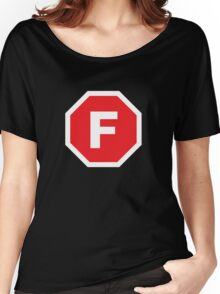 F-Stop Women's Relaxed Fit T-Shirt