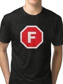 F-Stop Tri-blend T-Shirt