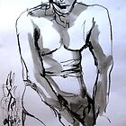 Nude Male by Nicoll Heaslip