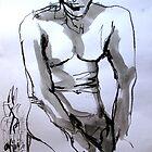 Nude Male by Nicoll Heaslip