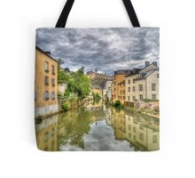 Reflections from Munster Tote Bag