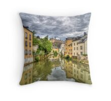 Reflections from Munster Throw Pillow