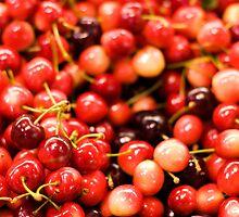 cherries by Skye Hohmann