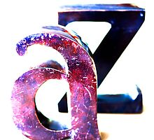 A to Z by Paul Ridley