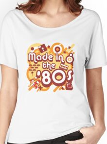 Made In The 80s Women's Relaxed Fit T-Shirt