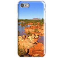 Ashburton River Western Australia iPhone Case/Skin