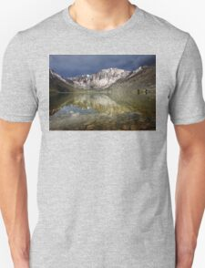 Convict Lake and Laurel Mountain. T-Shirt