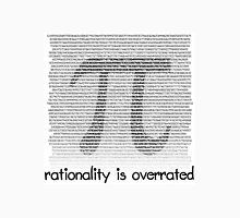 Pi: Rationality is overrated Unisex T-Shirt