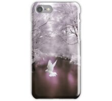 Peace on Earth (card) iPhone Case/Skin