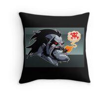 Lobo Throw Pillow