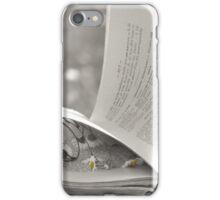 Livre iPhone Case/Skin