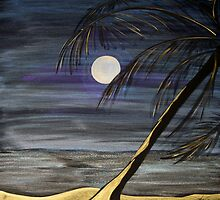 """Tropical Full Moon"" by Julie Gilmore"