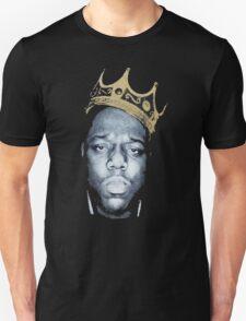 Biggie Smalls Wearing King's Crown Shirt T-Shirt