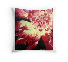 """Passion"" Throw Pillow"