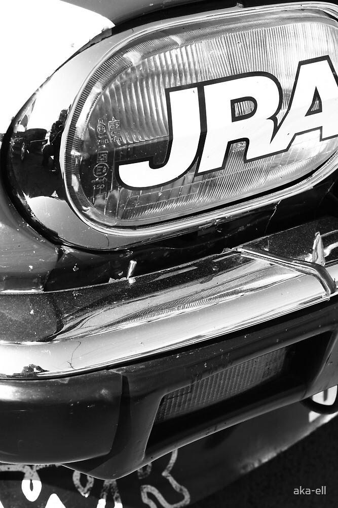 JRA by aka-ell