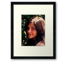 Karolina Framed Print