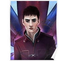 """Dishonored """"The Outsider"""" print Poster"""