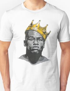 Floyd Mayweather King Of Boxing Wears Kings Crown T-Shirt