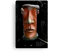 Rain Man: The Twilight Zone Canvas Print