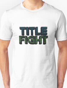 Title Fight logo T-Shirt