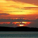 Bahama Sunset by Leon Heyns