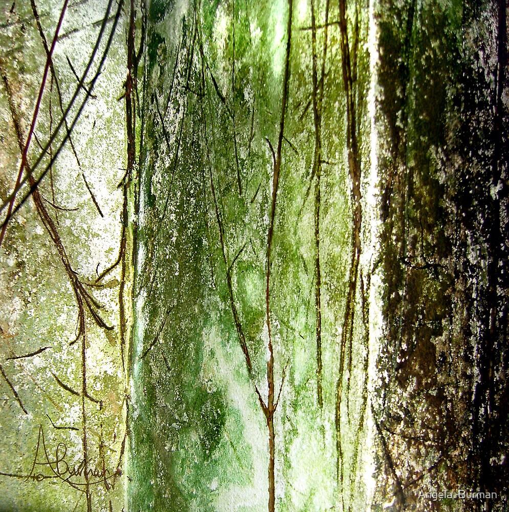 Vintage Moss 1# by Angela  Burman