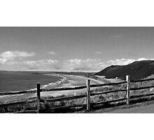 Rhossili Bay Photographic Print