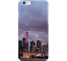 Toronto Skyline  iPhone Case/Skin