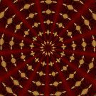 Kaleidoscope Red by Sarah Curtiss