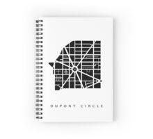 Dupont Circle Spiral Notebook