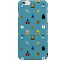 Nerd Alert- Blue iPhone Case/Skin