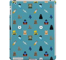 Nerd Alert- Blue iPad Case/Skin