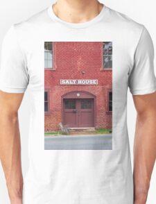 Jonesborough, Tennessee - Salt House Unisex T-Shirt