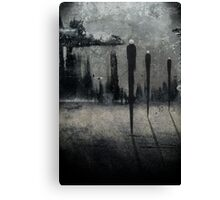 Omega Point Canvas Print